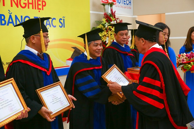 HUTECH là địa chỉ đào tạo Sau đại học uy tín được đông đảo thí sinh lựa chọn hàng năm.