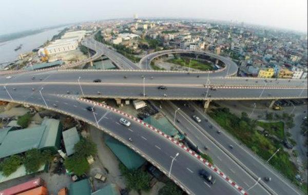 Hạ tầng phát triển - Thế mạnh của quận Hoàng Mai trong việc thu hút đầu tư BĐS.