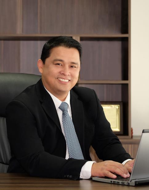 Ông Udom Parichartwutthikul, Tổng giám đốc sơn TOA Việt Nam.