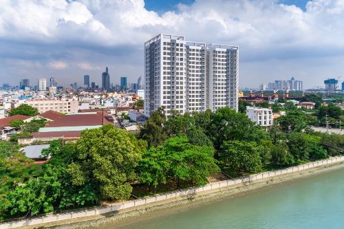 Riva Park là một trong những dự án của Tiến Phát Corp đang bàn giao căn hộ.