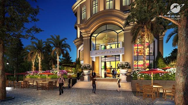 Sunshine Palace đang áp dụng nhiều chính sách ưu đãi hấp dẫn cho khách hàng.