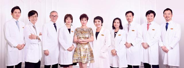 Đội ngũ Tiến sỹ - Bác sỹ danh tiếng từ Mỹ, Hàn Quốc và Việt Nam làm việc tại Thanh Hằng Beauty Medi.