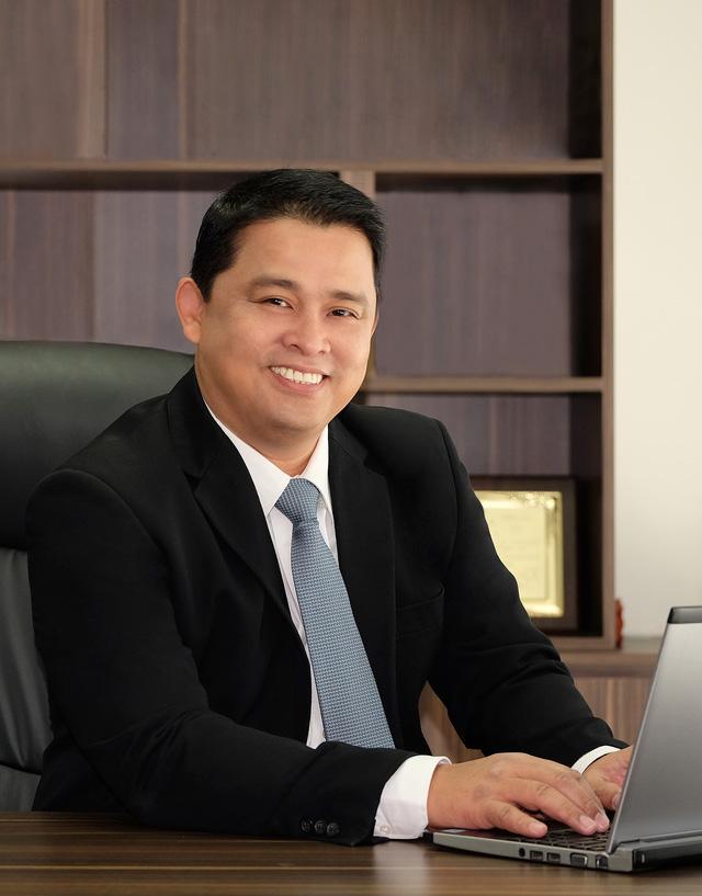 Ông Udom Parichartwutthikul – Tổng giám đốc công ty Sơn TOA Việt Nam.