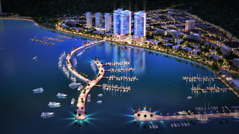 Dự án La Luna Resort Nha Trang có nhiều nhân tố ngoại.