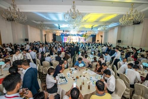 Hơn 200 căn hộ Saigonhomes có chủ sau 1 giờ công bố.