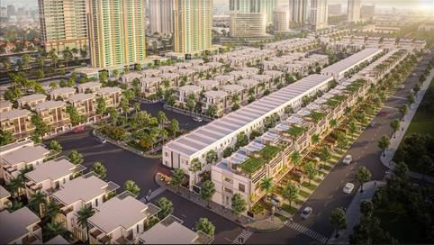Dự án Đông Tăng Long - Hưng Lộc được quy hoạch bài bản, đồng bộ.