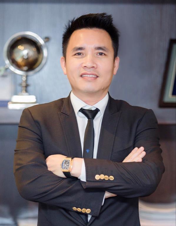 Ông Lê Mạnh Thường – Chủ tịch kiêm Tổng giám đốc Tập đoàn TruMan Holdings.
