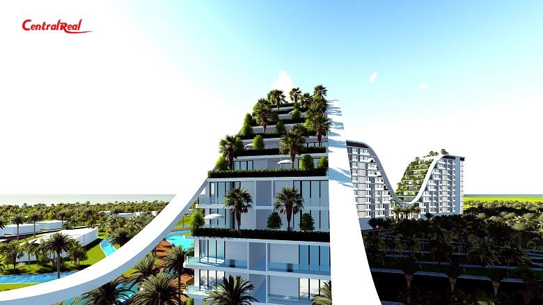 """The Coastal Hill FLC Grand Hotel – Điểm """"rơi"""" BĐS nghỉ dưỡng 2017."""