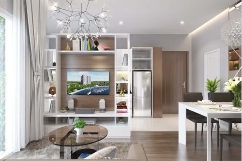 Chỉ 5-6 triệu 1 tháng bạn đã có thể sở hữu 1 căn hộ cho riêng mình.