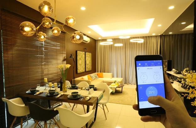 Xuất hiện căn hộ Smart Home ở phân khúc tầm trung tại dự án The Golden An Khánh - Ảnh 2.