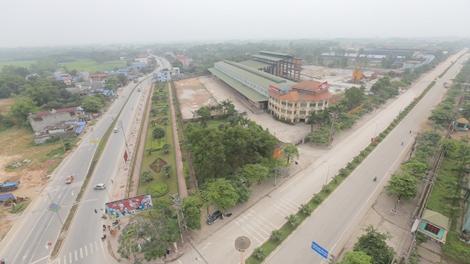 Sôi động thị trường đất nền thành phố Sông Công - Ảnh 1.