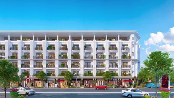 Shophouse 124 Vĩnh Tuy – Xu hướng sống mới, đầu tư sinh lời cao - Ảnh 1.