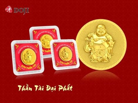 Gói trọn may mắn, tài lộc trong những đồng vàng của năm Tuất - Ảnh 2.