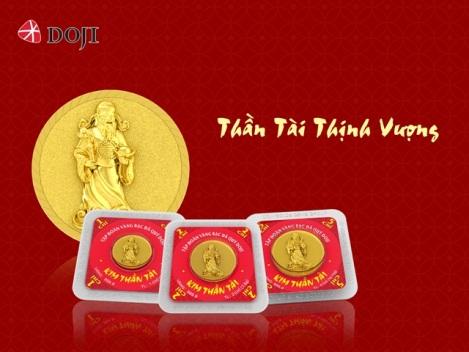 Gói trọn may mắn, tài lộc trong những đồng vàng của năm Tuất - Ảnh 3.