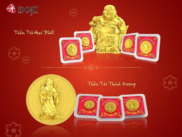 Mua vàng dịp vía Thần Tài: Chọn sao cho chuẩn - Ảnh 1.