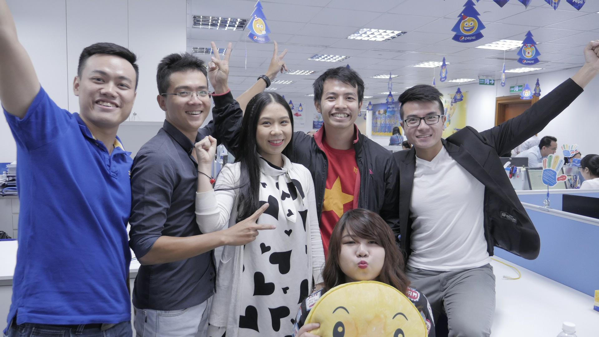 Suntory PepsiCo Việt Nam lọt vào Top 5 nơi làm việc tốt nhất Việt Nam trong ngành hàng tiêu dùng nhanh - Ảnh 1.