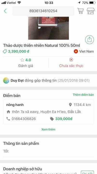 iCheck Scanner - Kênh mua sắm online dành cho hàng triệu người Việt - Ảnh 1.