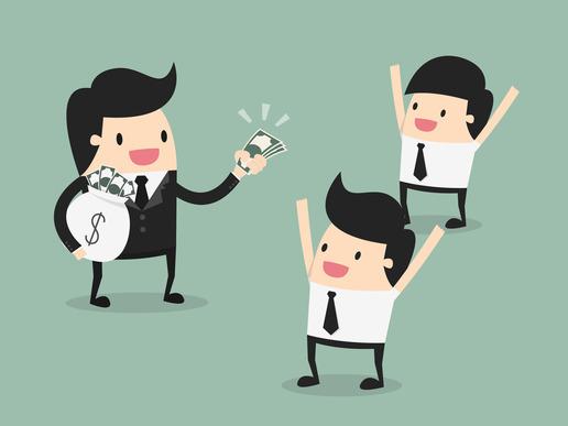 4 cách giúp nhân viên thích thú hơn khi nhận lương - Ảnh 2.