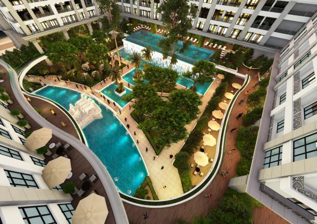 Dự án đẳng cấp khách sạn ngay giữa trung tâm quận Hoàng Mai - Ảnh 2.