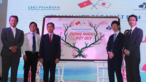 Việt Nam cùng JBSL Nhật Bản nâng cao ý thức phòng ngừa đột quỵ cho người dân - Ảnh 2.