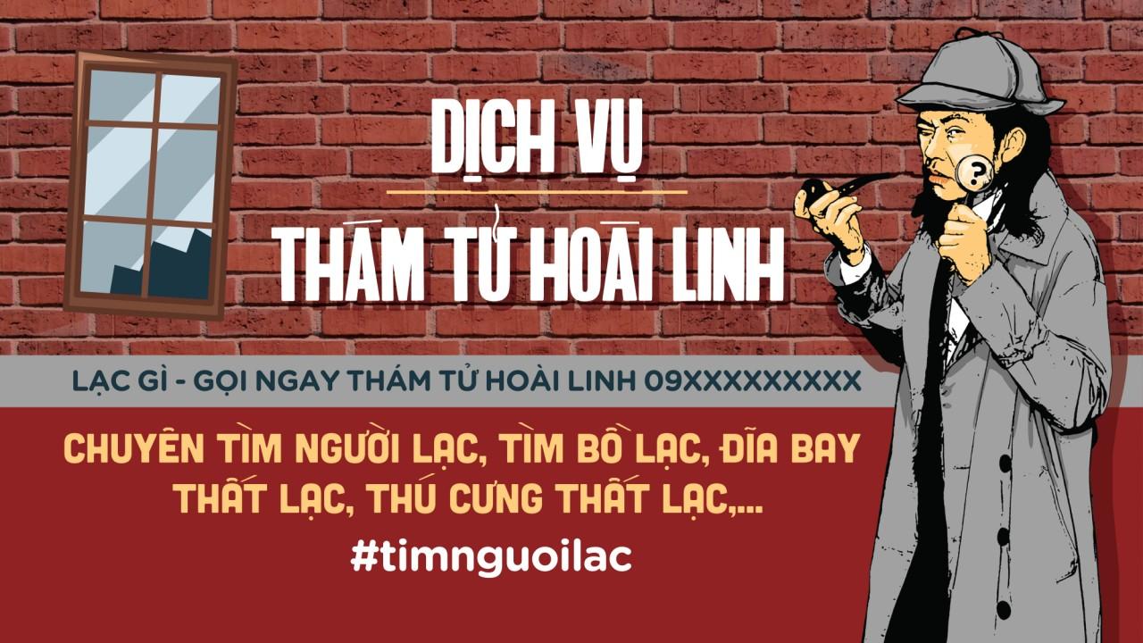 Giữa tâm bão #timnguoilac trên mạng xã hội, lộ tin Hoài Linh làm thám tử - Ảnh 9.