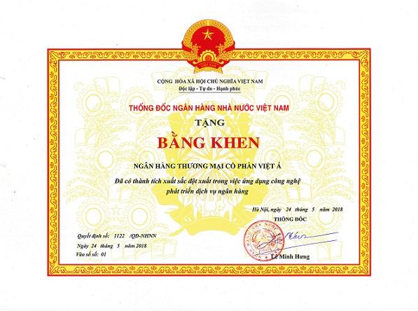 """VietABank đạt """"cú đúp"""" giải thưởng và những bước tiến mạnh mẽ - Ảnh 1."""