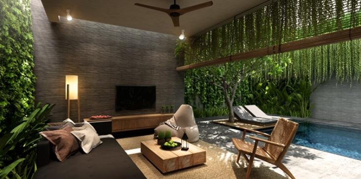 Biệt thự nghỉ dưỡng kiểu mới thu hút nhà đầu tư - Ảnh 1.