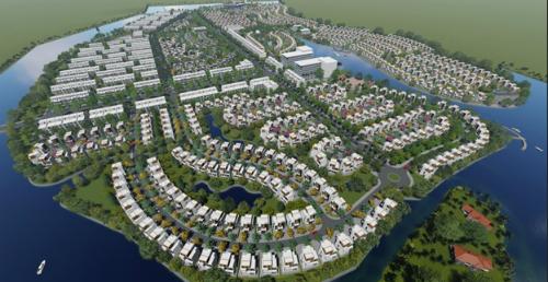 Eco Charm Premier Island công bố lôi kéo 1 vài nhà đầu tư BDS lớn ở Việt Nam - Ảnh 1.