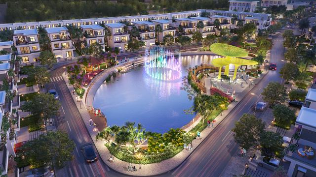 DKRA Vietnam thành công rực rỡ có villa ven hồ Thang Long Home - Hưng Phú - Ảnh 1.