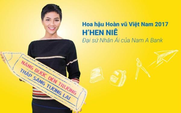 Cùng hoa hậu H'Hen Niê nâng bước đến trường cho học sinh dân tộc thiểu số