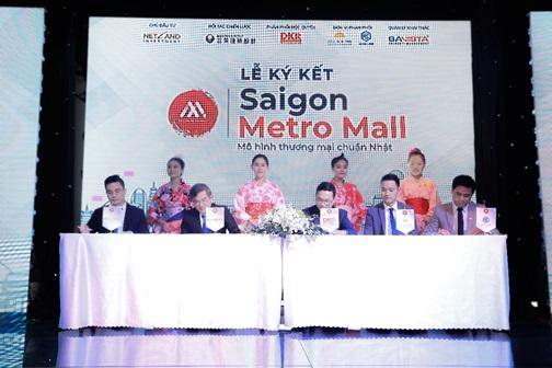 Savista – được chỉ định quản lý khai thác khu thương mại phức hợp Saigon Metro Mall - Ảnh 1.