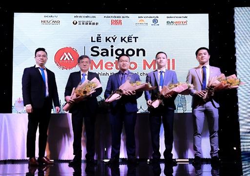 Savista – được chỉ định quản lý khai thác khu thương mại phức hợp Saigon Metro Mall - Ảnh 2.