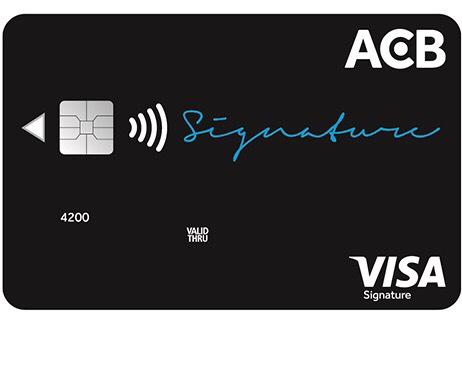 Signature – Dòng thẻ khẳng định đẳng cấp của người thành đạt - Ảnh 2.