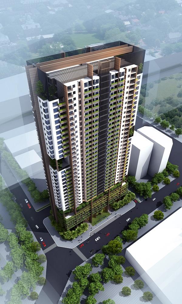 Bài toán kép về xu hướng ở và cho thuê căn hộ chung cư ở Hà Nội - Ảnh 1.