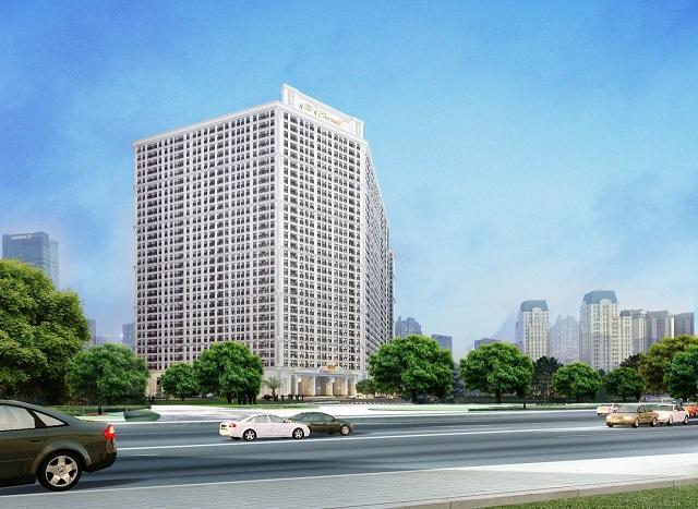 CĐT dự án The Emerald nhận Giấy khen của Cục thuế TP Hà Nội về thực hiện tốt chính sách pháp luật thuế - Ảnh 1.