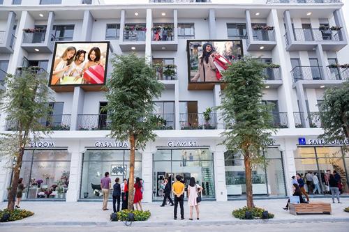 """Bitexco kiến tạo khu phố mua sắm phong cách quốc tế"""" hàng đầu tại Việt Nam - Ảnh 1."""