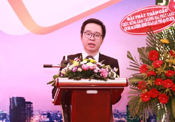 Hải Phát Land khai trương chi nhánh thứ 18 tại TP. Hồ Chí Minh - Ảnh 1.