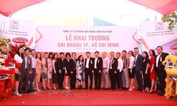 Hải Phát Land khai trương chi nhánh thứ 18 tại TP. Hồ Chí Minh - Ảnh 2.