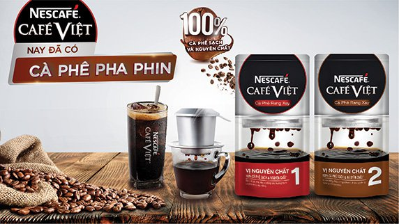 """Cà phê pha phin nguyên chất: """"Át chủ bài"""" mới trong cuộc chiến giành thị phần - Ảnh 2."""