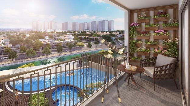 Hinode City: Môi trường sống xanh, trong lành cho thế hệ tương lai - Ảnh 2.
