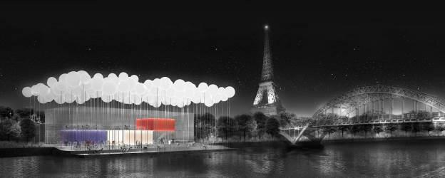 """""""Đem quân đi đánh xứ người"""", hàng loạt thiết kế của một công ty kiến trúc Việt Nam được thế giới công nhận - Ảnh 2."""