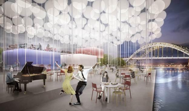 """""""Đem quân đi đánh xứ người"""", hàng loạt thiết kế của một công ty kiến trúc Việt Nam được thế giới công nhận - Ảnh 3."""