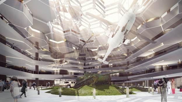 """""""Đem quân đi đánh xứ người"""", hàng loạt thiết kế của một công ty kiến trúc Việt Nam được thế giới công nhận - Ảnh 5."""
