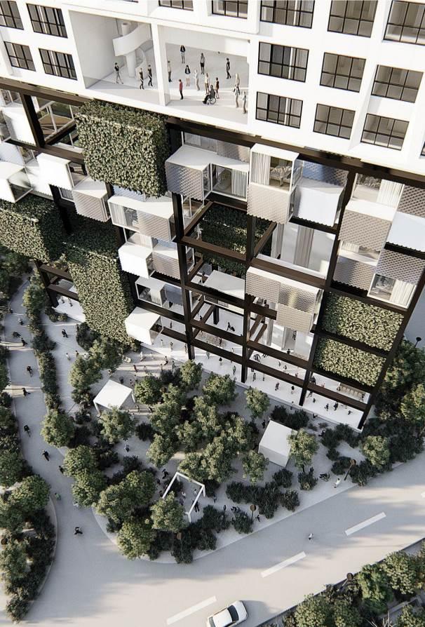 """""""Đem quân đi đánh xứ người"""", hàng loạt thiết kế của một công ty kiến trúc Việt Nam được thế giới công nhận - Ảnh 7."""