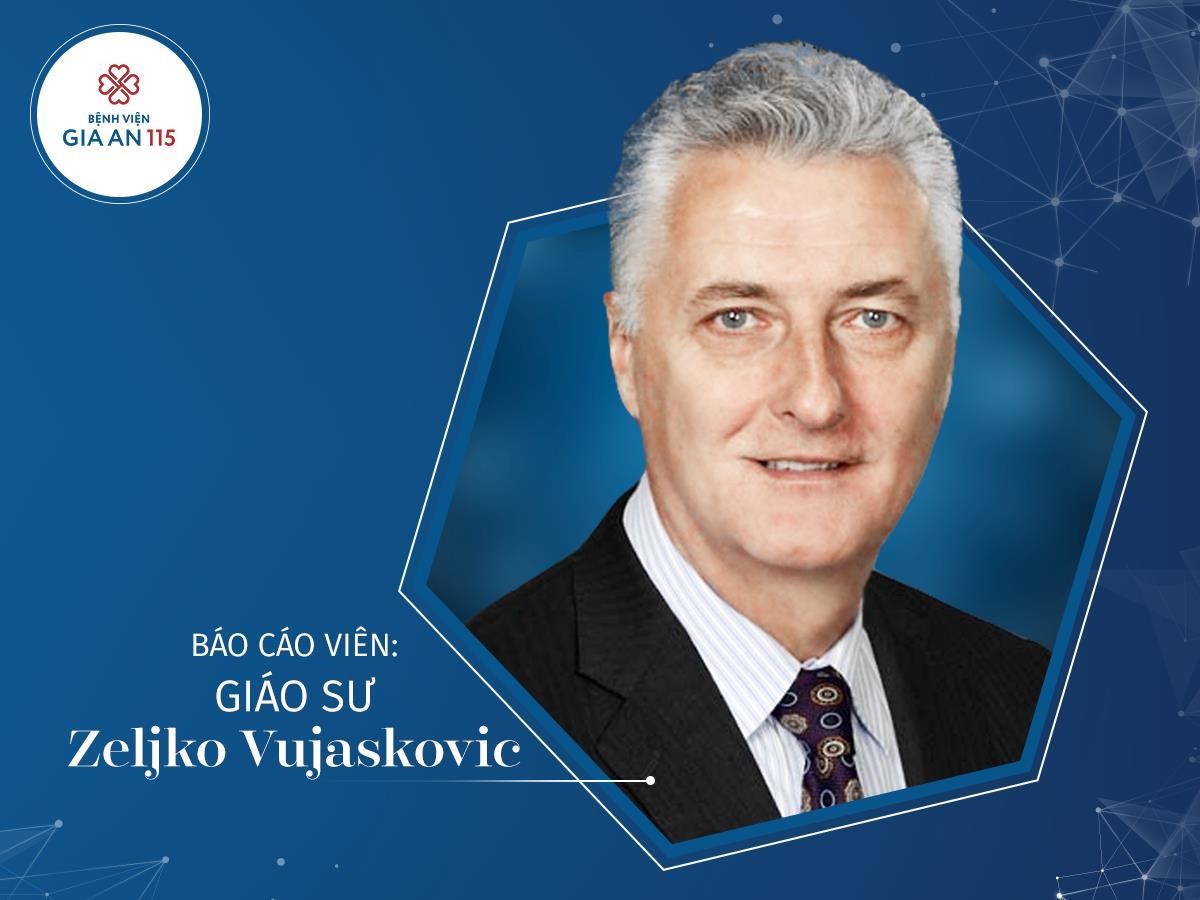 Kết quả hình ảnh cho giáo sư Vujaskovic