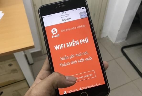 Công nhân Tp.HCM được sử dụng wifi miễn phí không giới hạn - Ảnh 1.