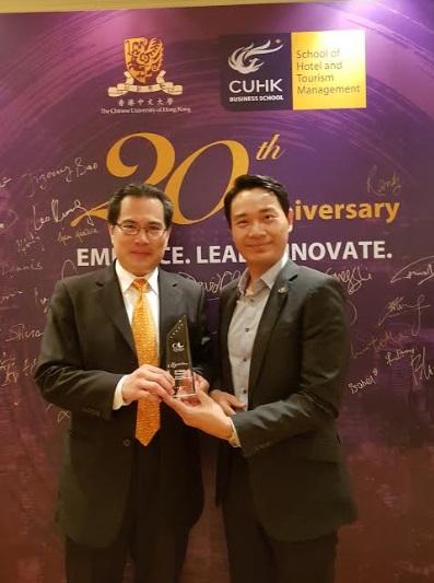Đây là doanh nghiệp Việt được vinh danh tại những Đại học hàng đầu thế giới - Ảnh 1.