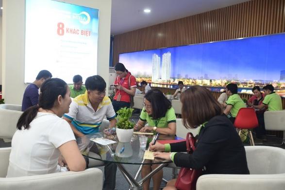 Cơ hội chiết khấu 3% cho 180 khách hàng checkin dự án Saigon Intela - Ảnh 1.
