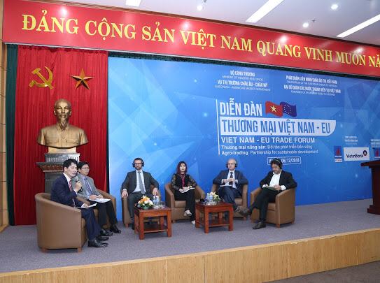 Triển vọng thúc đẩy hợp tác thương mại nông sản Việt Nam – EU - Ảnh 2.