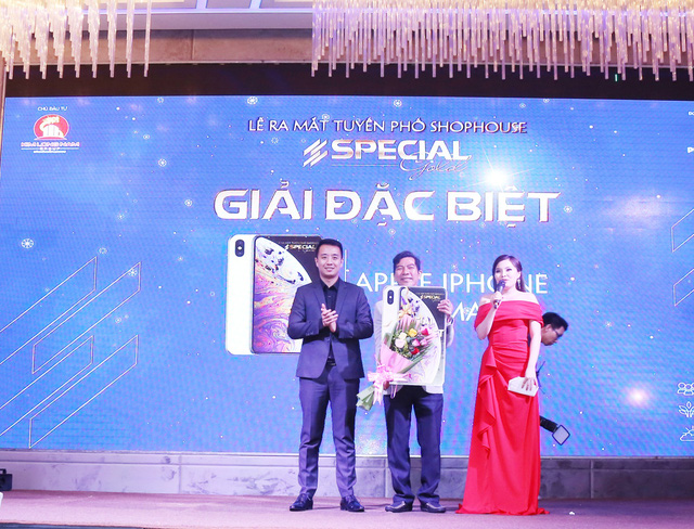 Phúc Đại Việt công bố tuyến phố nhà phố thương mại Special Gold thuộc khu dân cư Kim Long City - Ảnh 1.